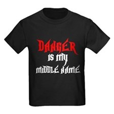 Danger Is My Middle Name T
