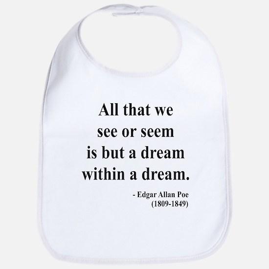 Edgar Allan Poe 1 Bib