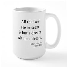 Edgar Allan Poe 1 Mug