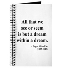 Edgar Allan Poe 1 Journal