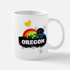Sweet Fruity Oregon Mug