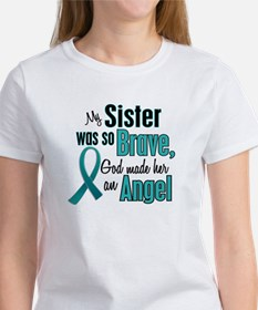 Angel 1 TEAL (Sister) Tee