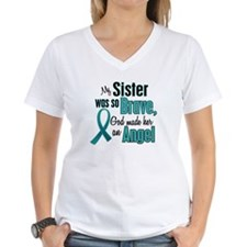 Angel 1 TEAL (Sister) Shirt