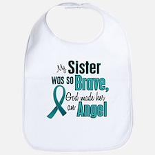 Angel 1 TEAL (Sister) Bib
