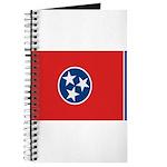 Beloved Tennessee Flag Modern Journal