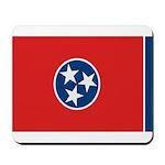 Beloved Tennessee Flag Modern Mousepad