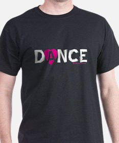 Love Dance Heart T-Shirt