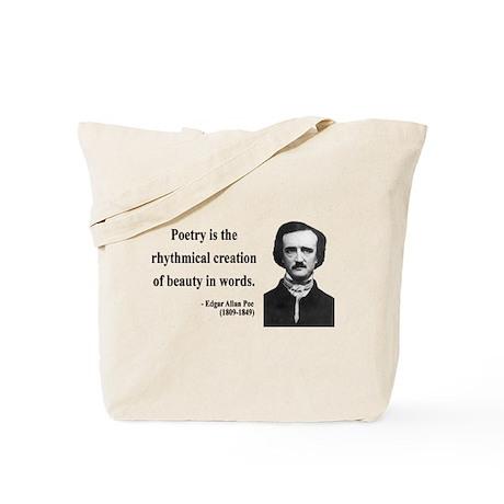 Edgar Allan Poe 2 Tote Bag