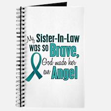 Angel 1 TEAL (Sister-In-Law) Journal