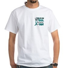Angel 1 TEAL (Sister-In-Law) Shirt