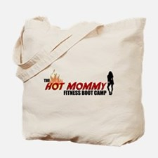 Hot Mommy Fitness Boot Camp Tote Bag