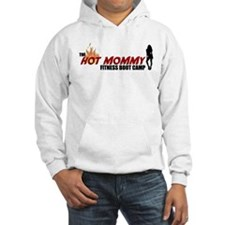 Hot Mommy Fitness Boot Camp Hoodie