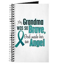Angel 1 TEAL (Grandma) Journal