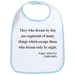 Edgar Allan Poe 3 Bib
