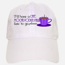 Cafe Latte Baseball Baseball Cap