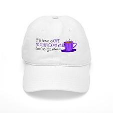 Cafe Latte Baseball Cap