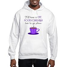 Cafe Latte Hoodie