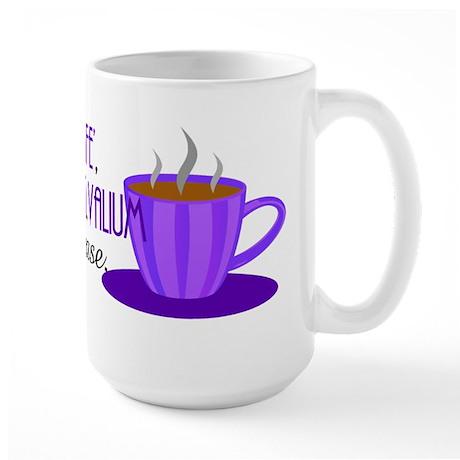 Cafe Latte Large Mug