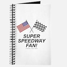 Super Speedway Fan Journal