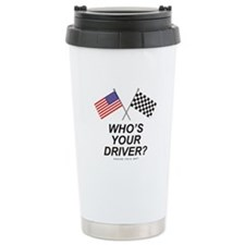 Who's Your Driver Travel Mug