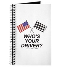 Who's Your Driver Journal