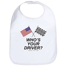 Who's Your Driver Bib