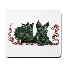 Scottish Terrier Pair Mousepad