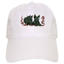 Scottish Terrier Pair Baseball Cap