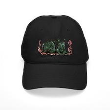 Scottish Terrier Pair Baseball Hat
