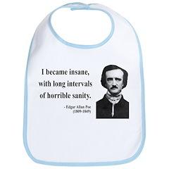 Edgar Allan Poe 7 Bib