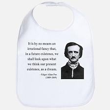 Edgar Allan Poe 4 Bib