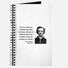 Edgar Allan Poe 4 Journal