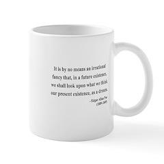 Edgar Allan Poe 4 Mug