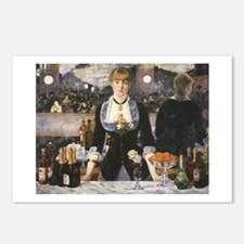 Manet Postcards (Package of 8)