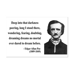 Edgar Allan Poe 5 Posters