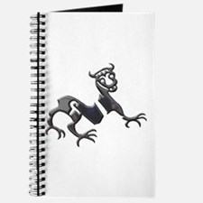 Novgorod Dragon-black chrome Journal