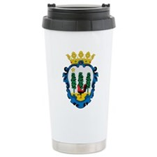 Cute Balearic Travel Mug