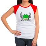 Lucky Tattoo Women's Cap Sleeve T-Shirt