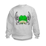 Lucky Tattoo Kids Sweatshirt