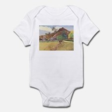 Gauguin Infant Bodysuit