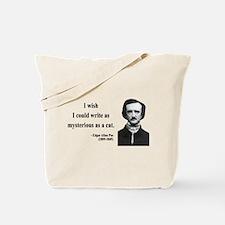 Edgar Allan Poe 6 Tote Bag