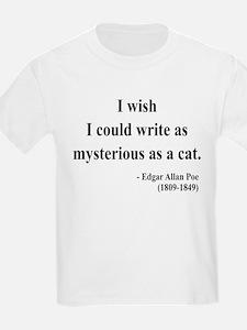 Edgar Allan Poe 6 T-Shirt