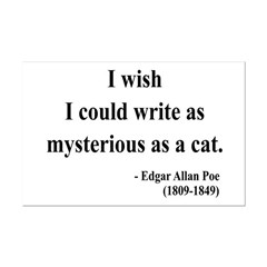 Edgar Allan Poe 6 Posters