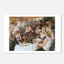Renoir Postcards (Package of 8)
