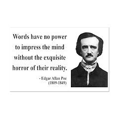 Edgar Allan Poe 8 Posters