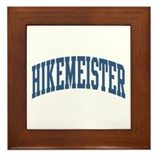 Hikemeister Walking Nickname Collegiate Style Fram