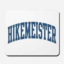 Hikemeister Walking Nickname Collegiate Style Mous