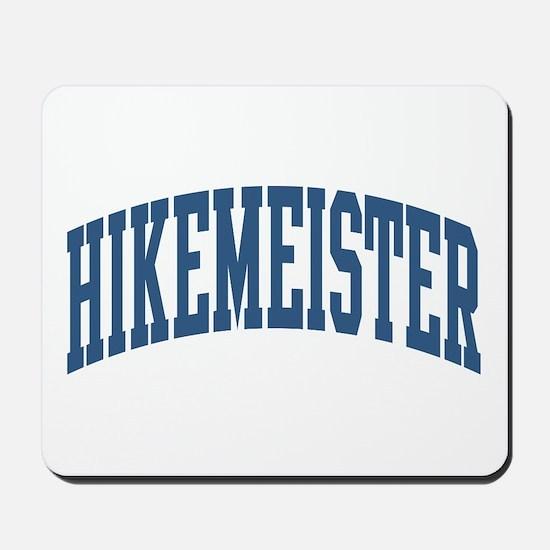 Hikemeister Walking Nickname Collegiate Style Mous