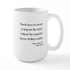 Edgar Allan Poe 8 Mug