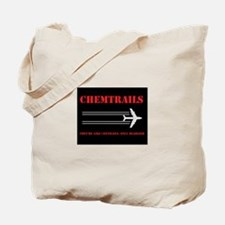 Cool Chemtrail Tote Bag